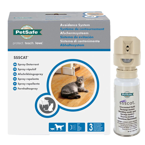 Pet Safe® ssscat™ Fernhaltespray