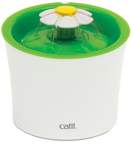 Catit 2.0 Flower Fountain Trinkbrunnen