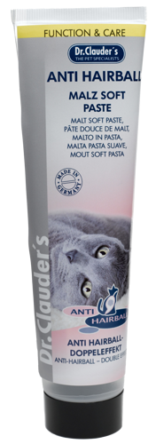 Dr. Clauders Cat Anti Hairball - Malz Soft 100g