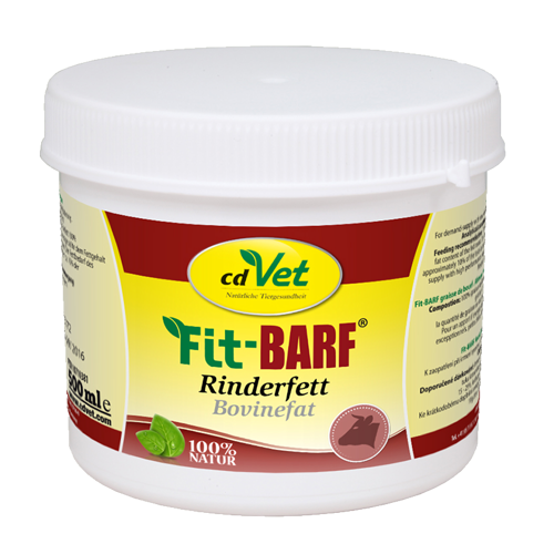 Fit-BARF Rinderfett 500ml